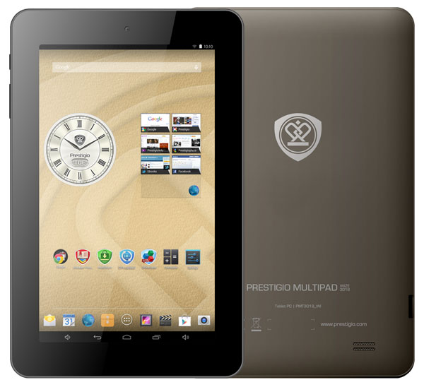 Prestigio MultiPad Wize 3018 Features and Specifications