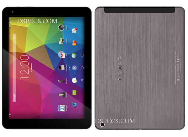 teXet X-pad STYLE 10.1 3G TM-9777 Features and Specifications