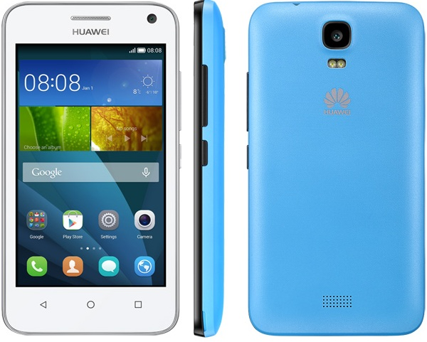 Huawei Y3 Features and Specifications