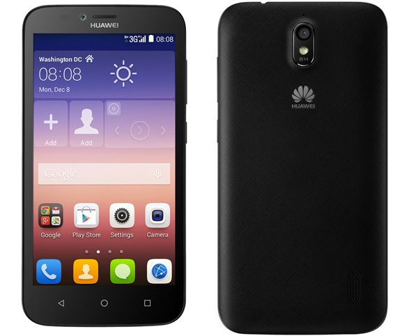 Huawei Y625 Features and Specifications