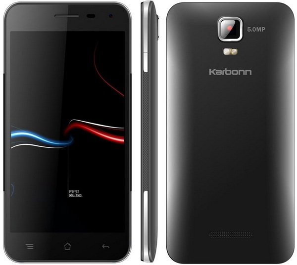 Karbonn Titanium S11 Features and Specifications