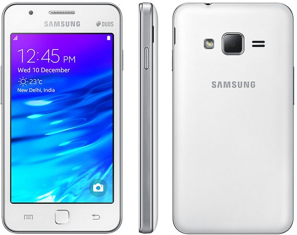 Samsung Z1 Features and Specifications