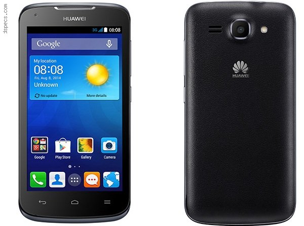 Huawei Ascend Y520 Features and Specifications