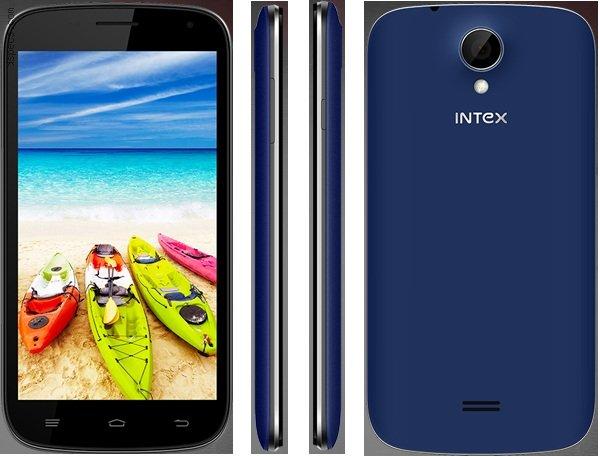 Intex Aqua i5 Octa Features and Specifications