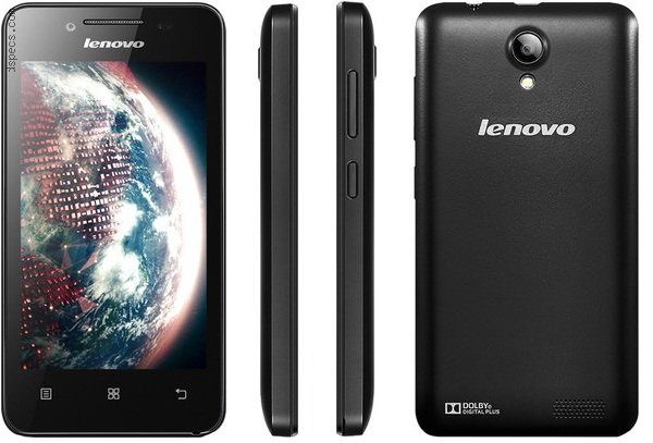 Lenovo A319 Features and Specifications
