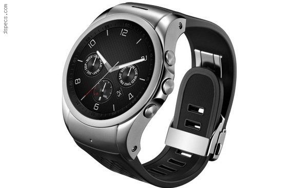 LG Watch Urbane LTE Features and Specifications