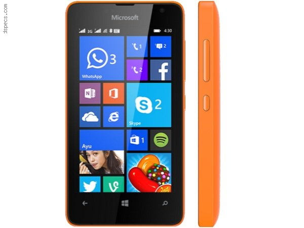 Microsoft Lumia 430 Dual SIM Features and Specifications