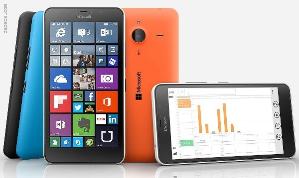 Microsoft Lumia 640 XL LTE Features and Specifications