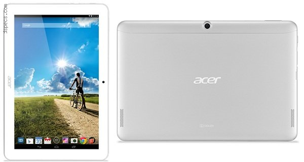 Acer Iconia Tab A3-A20FHD Features and Specificifications