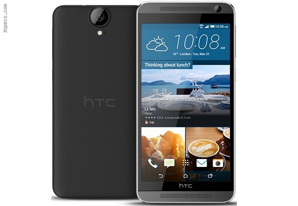 HTC One E9+ Features and Specificifications