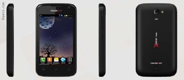 Symphony Xplorer E50 Features and Specificifications