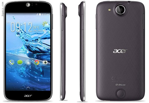 Acer Liquid Jade S Features and Specifications